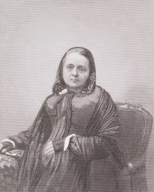 Caroline Chisholm, 1853 J B. Hunt after Antoine F. Claudet