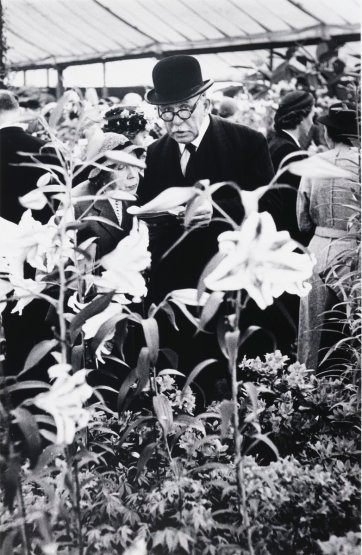 Chelsea Flower Show, London, c. 1956 (printed 2000) by David Moore