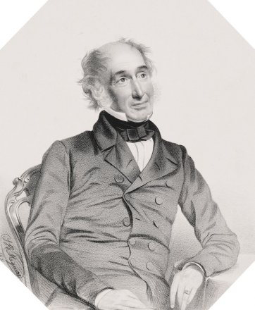 William Jackson Hooker, 1851 by Thomas Herbert Maguire