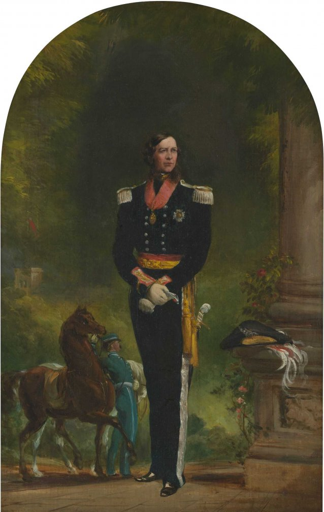 Portrait of His Excellency Sir Henry Barkly, Governor of Victoria