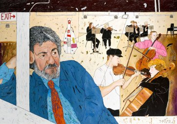 A man and his music: Peter Weiss and the Australian Chamber Orchestra, 1995 Kerrie Lester