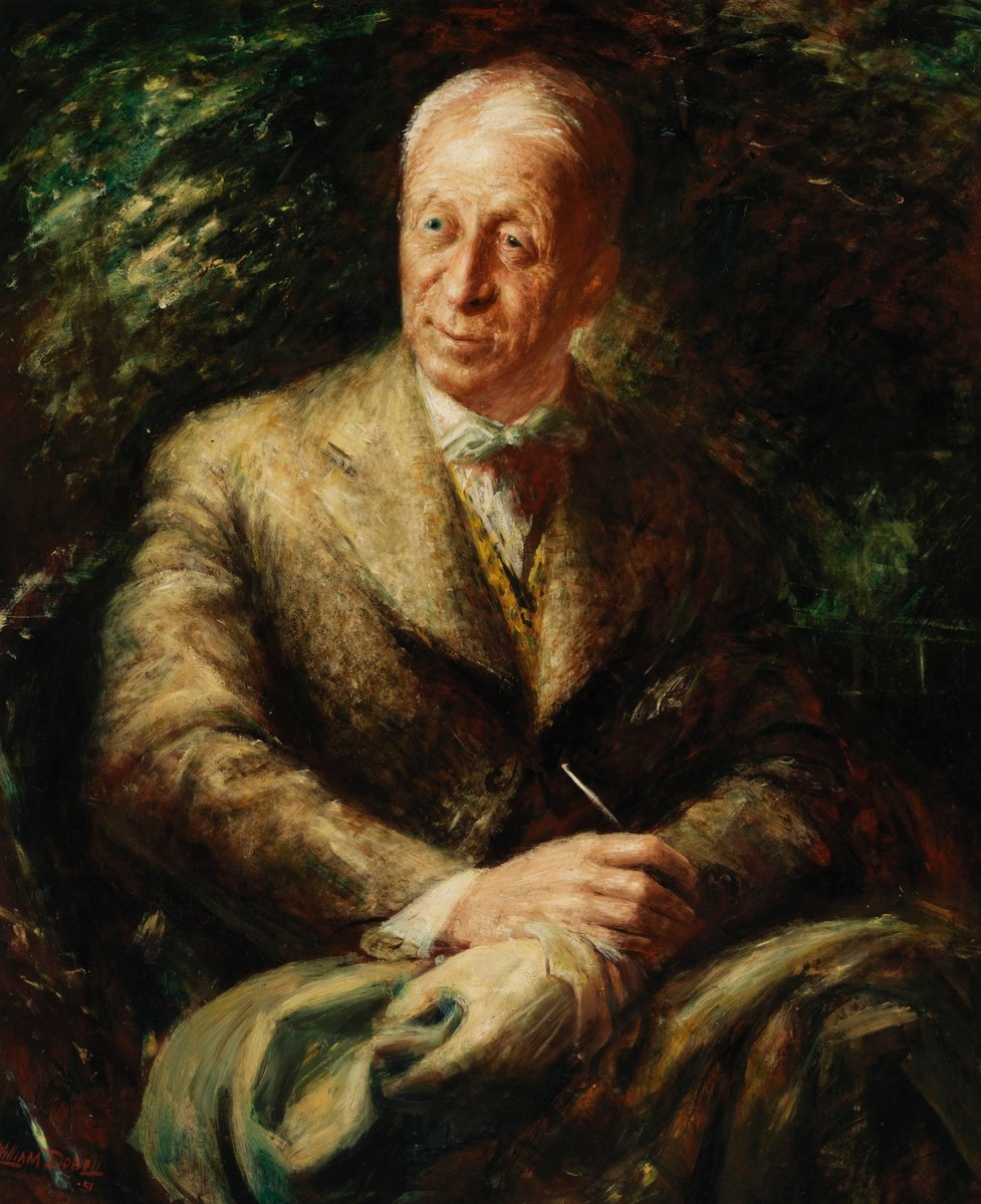 Sir Charles Lloyd Jones, 1951 William Dobell