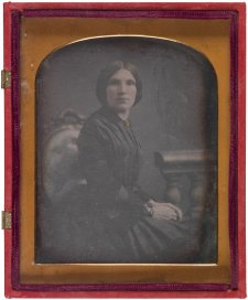 Martha Knox, c. 1855 an unknown artist
