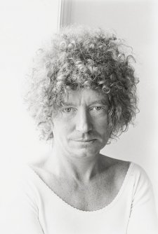 Brett Whiteley - portrait 1, 1975 Greg Weight