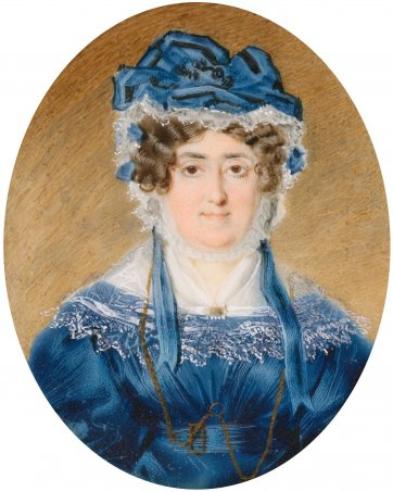 Anna Josepha King, c.1830 an unknown artist