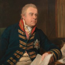 Portrait of Sir Joseph Banks, c. 1814 by Thomas Phillips