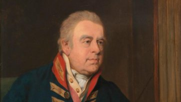 Portrait of Sir Joseph Banks, c. 1814 Thomas Phillips