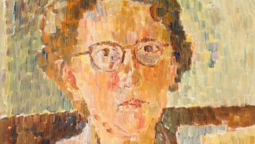 Self portrait, 1948 Grace Cossington Smith