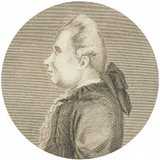 Dr Solander, 1772 an unknown artist