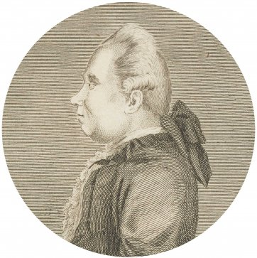 Dr Solander, 1772 by an unknown artist