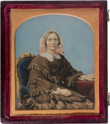 Margaret Robertson, c. 1852 an unknown artist