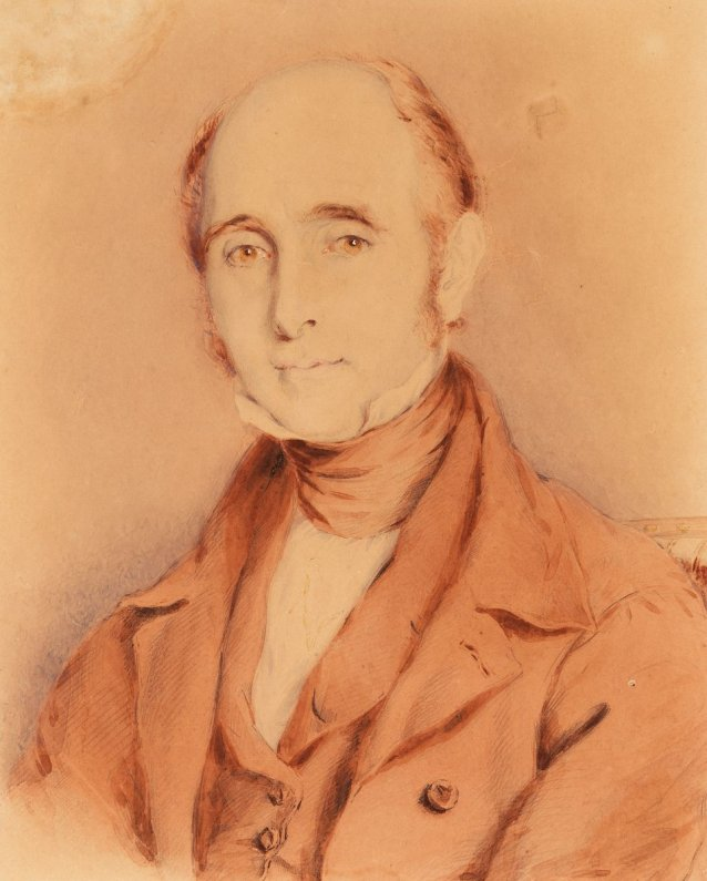 Portrait of Henry Hopkins