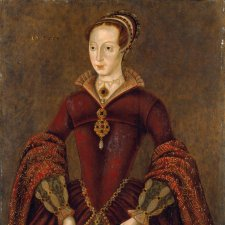 Lady Jane Grey, c.1590-1600 (also known as The 'Streatham' portrait) Artist unknown