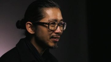 An interview with Akira Isogawa video: 4 minutes 18 seconds