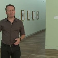 Curatorial discussion of the Inner Worlds exhibition  video: 11 minutes