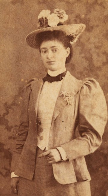 Jane Windeyer, n.d. Madame Praeger