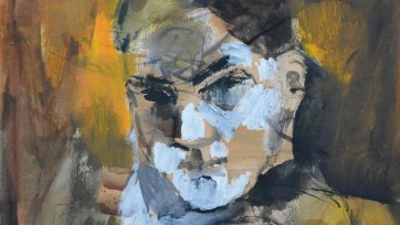Self-portrait, 1962 by Judy Cassab