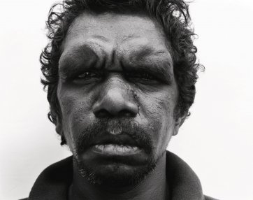 Wik Elder, Bruce, from the Returning To Places That Name Us series, 2000 Ricky Maynard