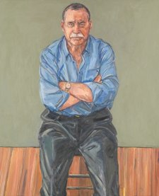 Ronald Dale Barassi, 2000 by Lewis Miller
