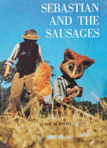 Sebastian and the sausages, 1965 based on the Eltham film series about the adventures of Sebastian Fox