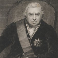 Sir Joseph Banks, 1840s by C. E. Wagstaff after Thomas Phillips