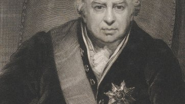 Sir Joseph Banks, 1840s C. E. Wagstaff after Thomas Phillips