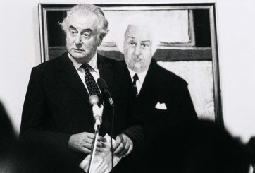Gough and John, 1981 Peter van der Veer
