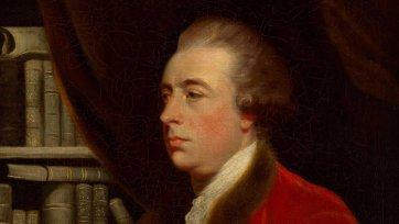 Portrait of Dr John Hawkesworth, c. 1770 unknown artist after Sir Joshua Reynolds