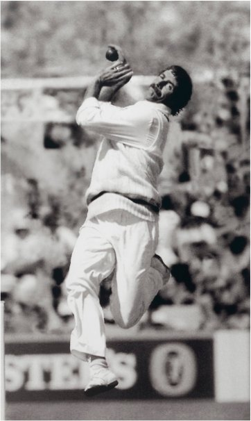 Dennis Lillee, 1977 (printed 2010) by Bruce Postle