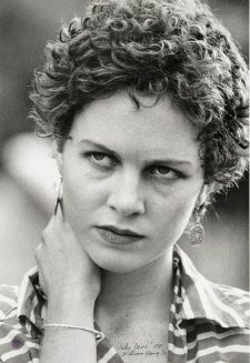 Judy Davis, 1981 William Yang