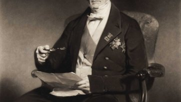 General Sir Thomas Makdougall Brisbane, 1850 (published) James Faed, W Wilding after John Watson Gordon