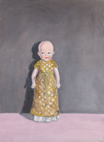 Baby doll, 2013 by Robyn Sweaney