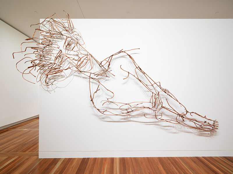 Refound line, 2011 by S Teddy D