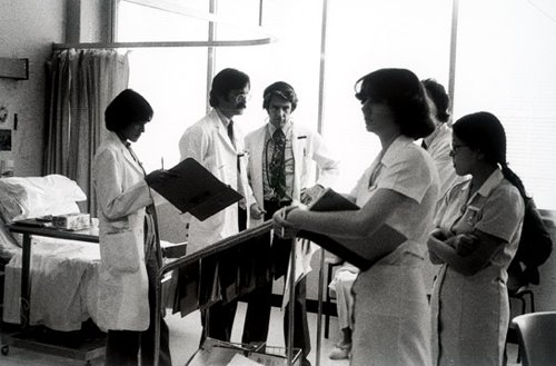 The Royal Hobart Hospital Series, 1979