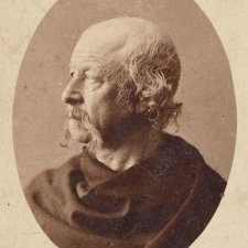 Richard Henry Horne, (mid 1860s) Batchelder & Co. Photo