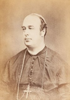 Archbishop Vaughan, c. 1880 an unknown artist