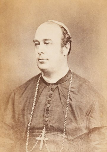Archbishop Vaughan, c.1880 an unknown artist