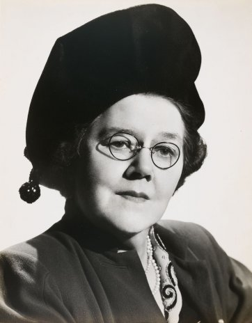 Millicent Preston Stanley Vaughan, c.1945 by Noel Rubie