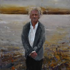 """Poet of the Hawkesbury"" Robert Adamson, 2012 Geoffrey Dyer"