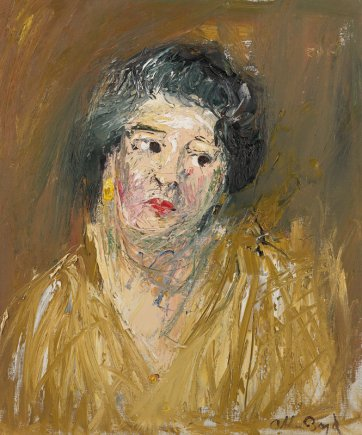 Portrait of Anne Purves, 1968
