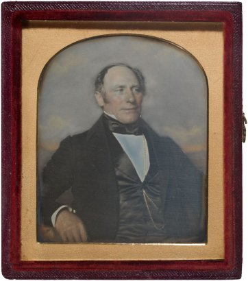William Robertson, c. 1852 Thomas Bock