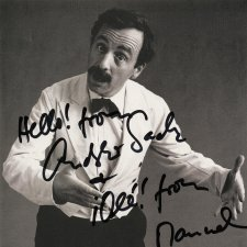 Andrew Sachs ('Manuel')