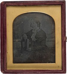 Martha Cassell, late 1840s to early 1850s an unknown artist