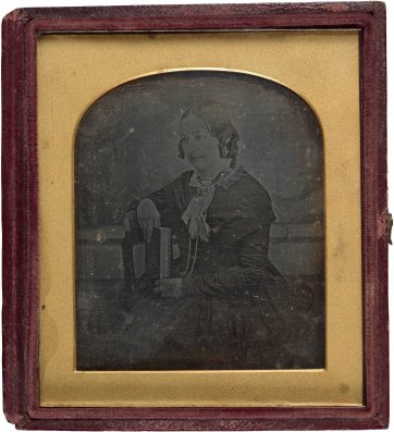 Martha Cassell, Late 1840's to early 1850's an unknown artist