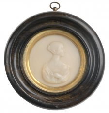 Mrs Grey, c. 1845 by Theresa Walker