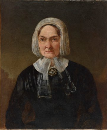 Portrait of Mrs Fairfax, n.d. by an unknown artist