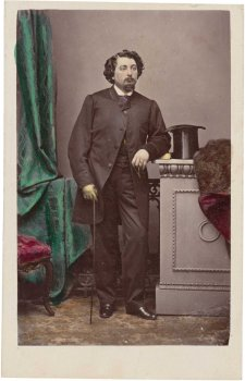 Henry Squires, early 1860s Dalton's Royal Photographic Gallery
