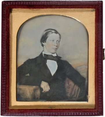 William Robertson jnr., c.1852 by Thomas Bock