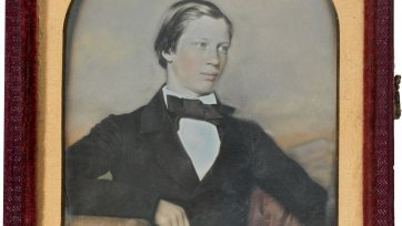 William Robertson jnr, c. 1852 Thomas Bock