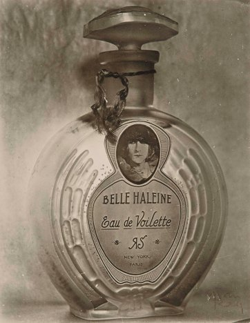 Belle Haleine, Eau de Voilette, 1920-21 by Man Ray